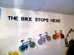 september2014 the bike stops here reception